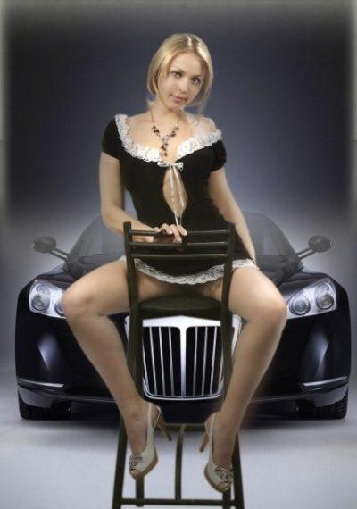 Проститутка Маргарита